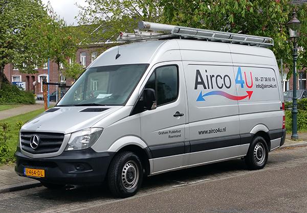 Airconditioning 4U in Roermond staat voor u klaar.