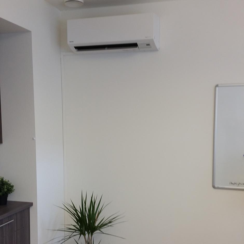 Huisartsenpraktijk Centrum Swalmen - binnenunit - Airco4u