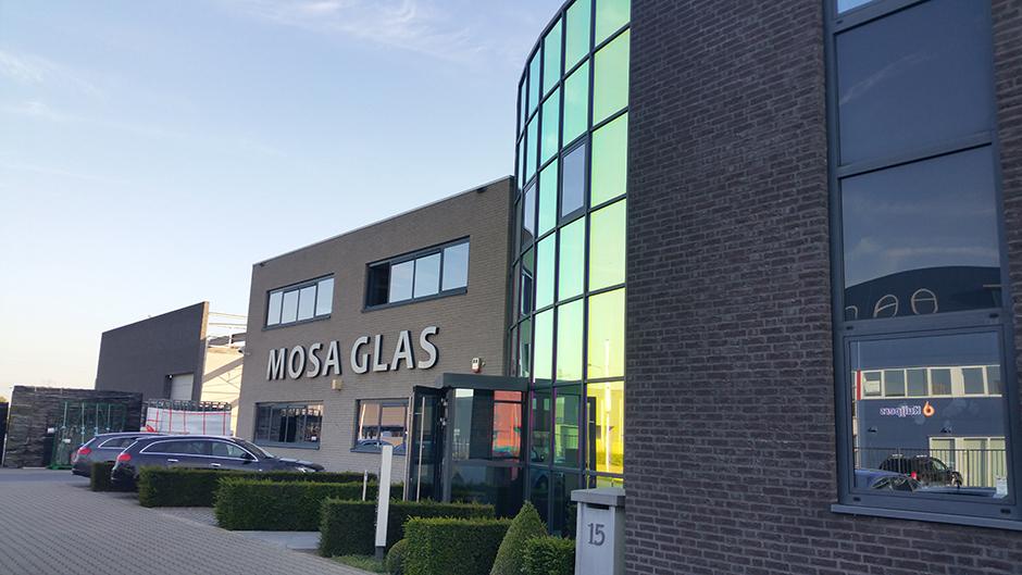 Project Mosa Glas Echt - Buiten